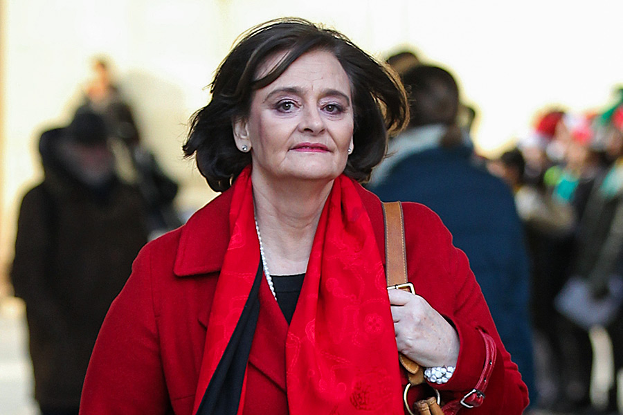 Cherie Blair told not to have career because of her gender