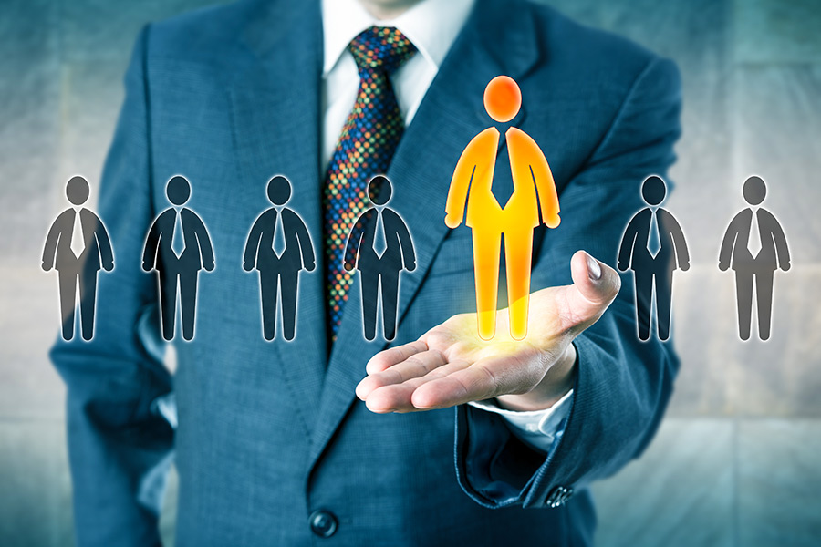 Is competition increasing for roles as the talent pool shrinks?