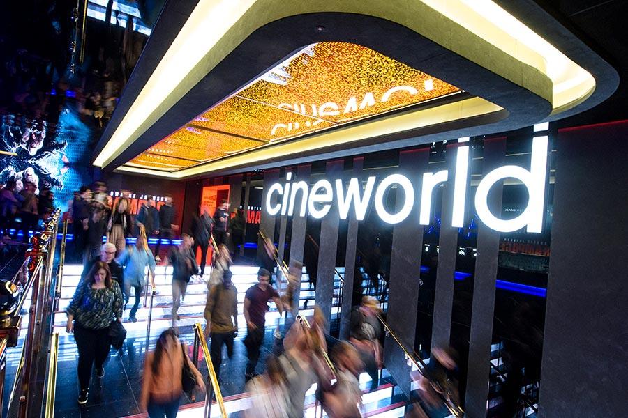 Cineworld staff make Twitter sacking claim