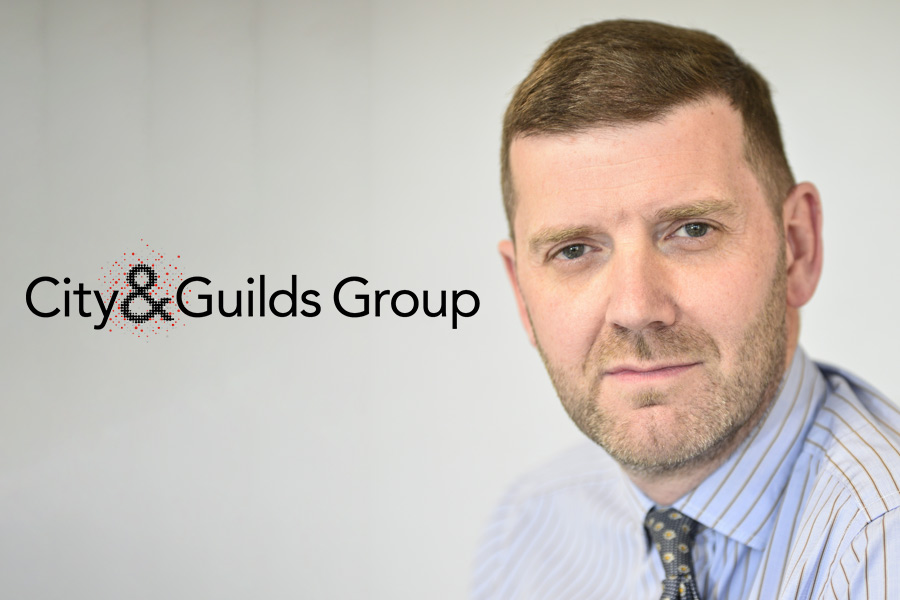 CEO of City & Guilds Group: 'Age really is just a number'