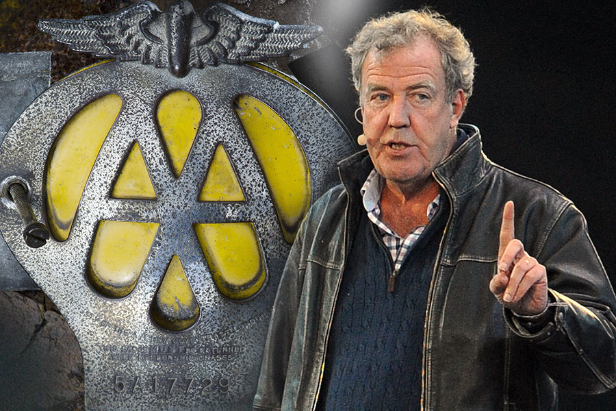 AA Boss dismissed in 'Jeremy Clarkson-style' fracas