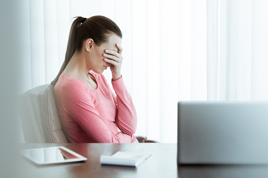5 ways to combat work anxiety