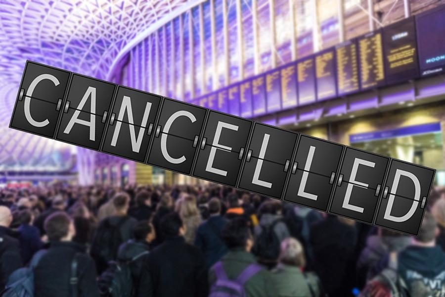 'Meltdown Monday': train changes spark commuter chaos