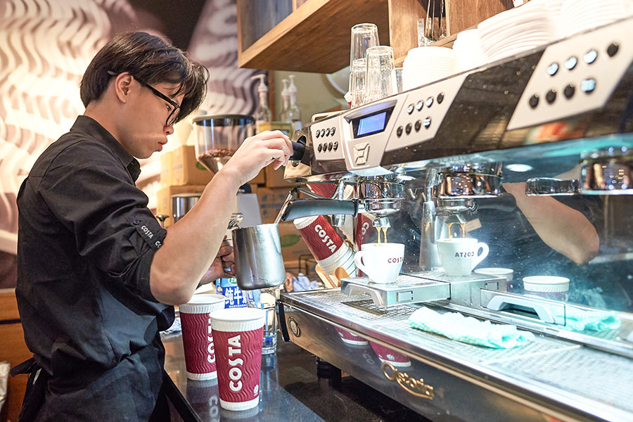Costa Coffee applicant data exposed in mega breach