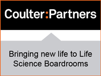 Coulter Partners: Bringing new life to Life Science Boardrooms
