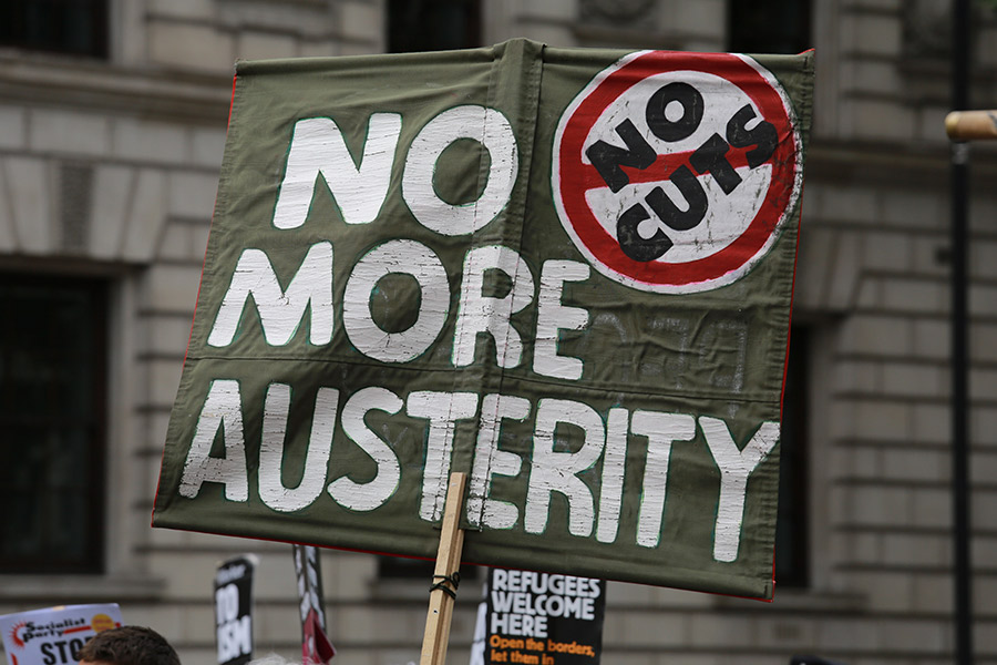 How can the public sector recover from the pain of austerity?