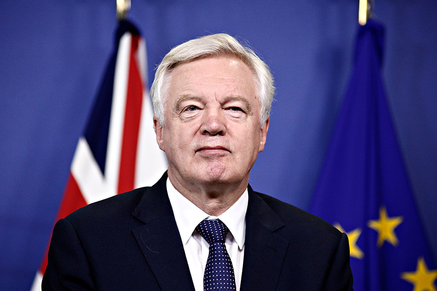 HR's Brexit inertia revealed as David Davis resigns