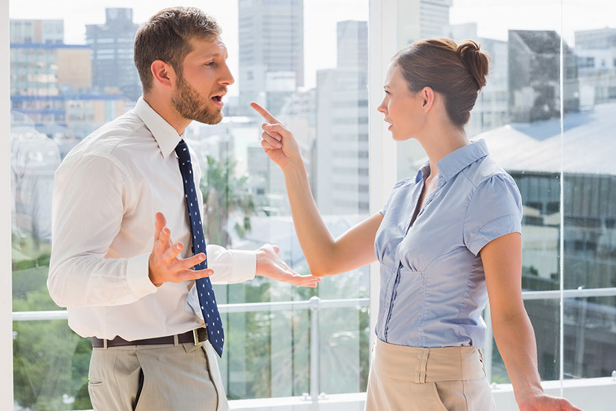 How should you deal with harassment complaints?