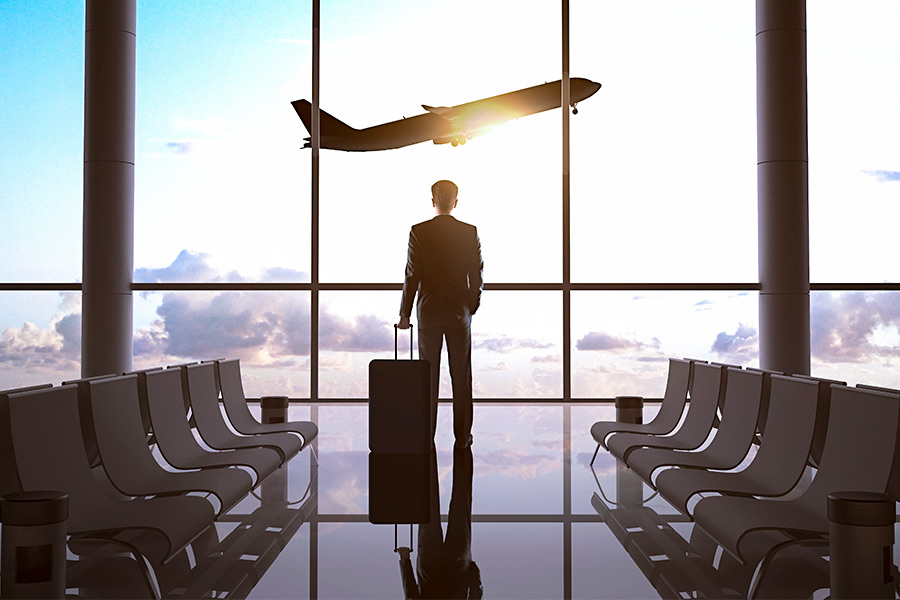 Why 4 in 10 workers want to cut back on business trips