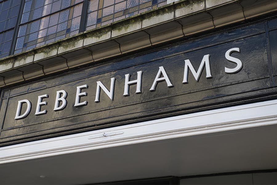 Debenhams appoints new CFO