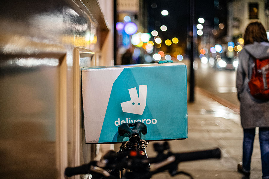 Deliveroo face MP investigation over employment practices