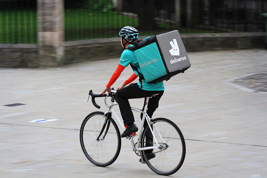 Deliveroo for Business launches across the globe