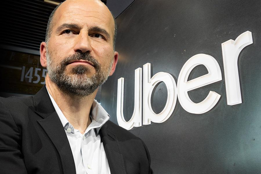 Uber CEO sparks debate around 'fair' leadership pay
