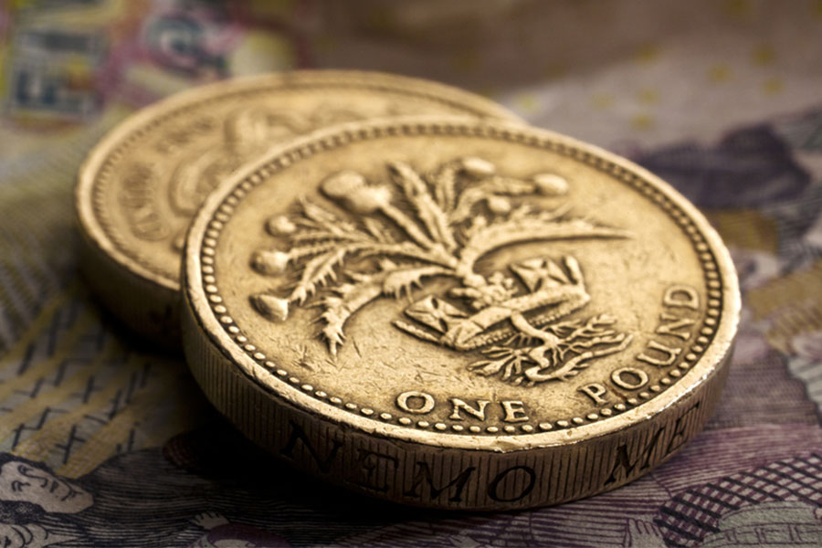 Is a devalued pound affecting the recruitment industry?