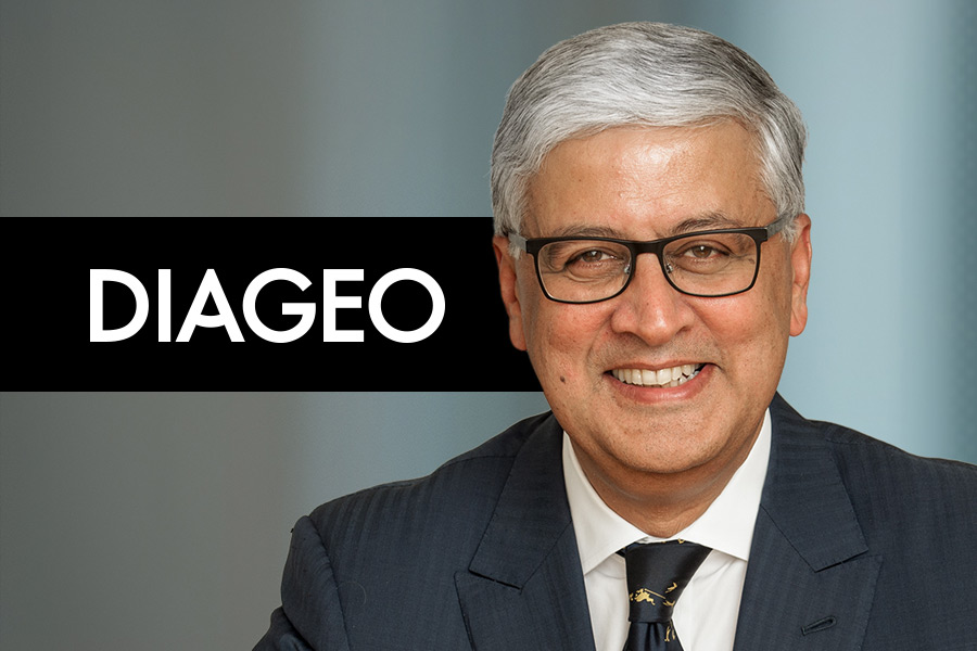 Diageo CEO: 'Diversity makes us a better business'