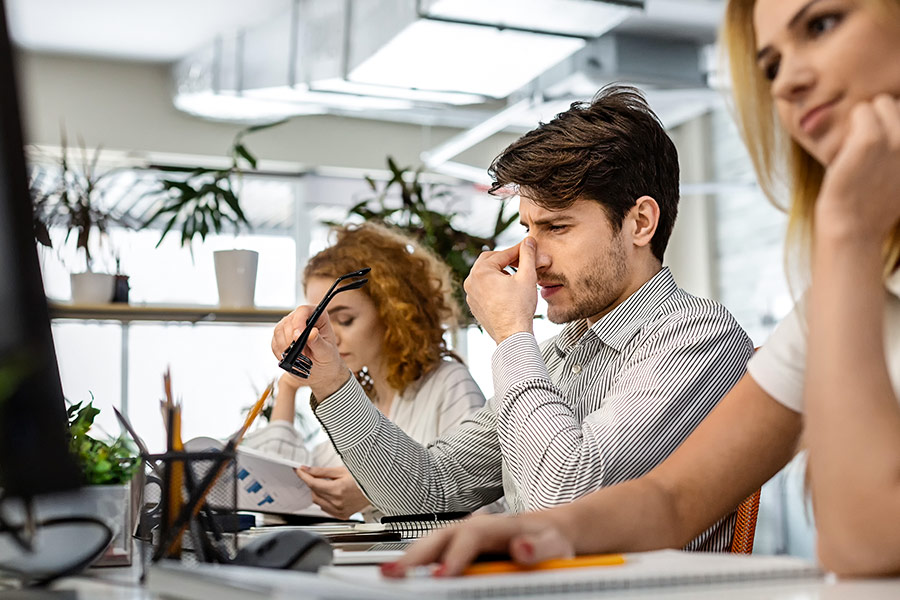 These GROSS office habits could spread serious illness