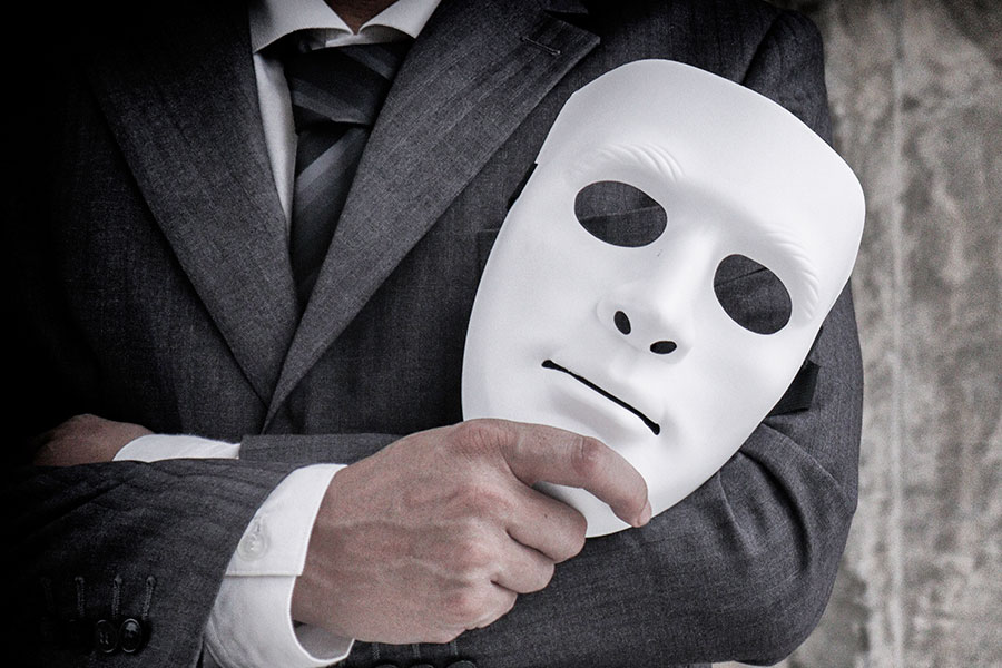 Is it likely that you're working with a sociopath?