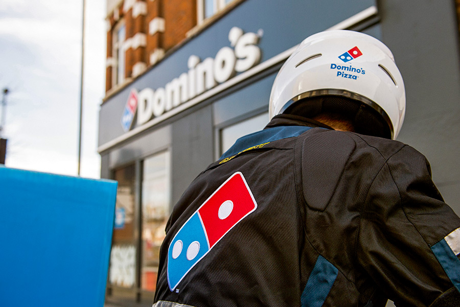 Domino's worker lost his job after racial slur