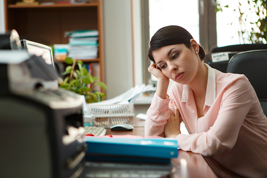 4 in 10 believe their company doesn't value development