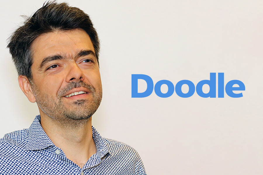 EXCLUSIVE: Doodle CEO shares secret guide to success