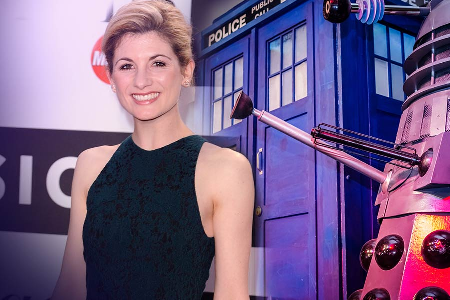 Doctor Who's first female actor sparks shock diversity debate