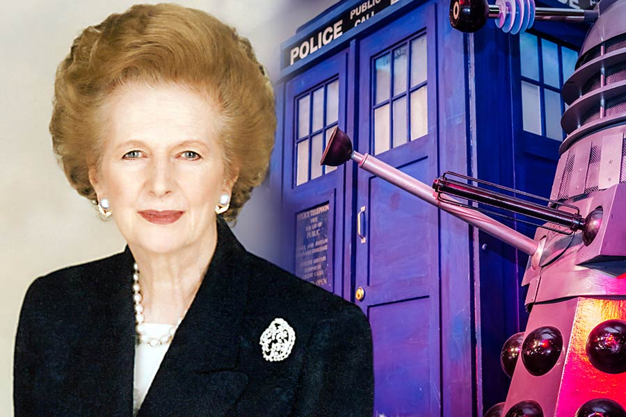 Female Doctor Who & 5 other women pioneers