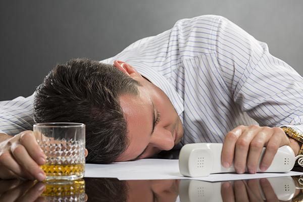 Drunken interviewers and other 'shockingly unacceptable behaviour'
