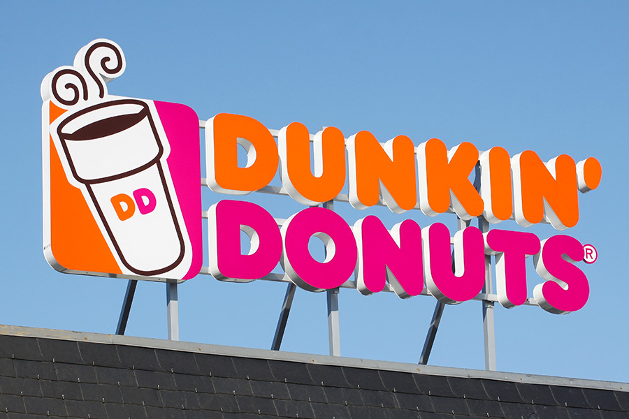 Dunkin' Brands announces new CEO