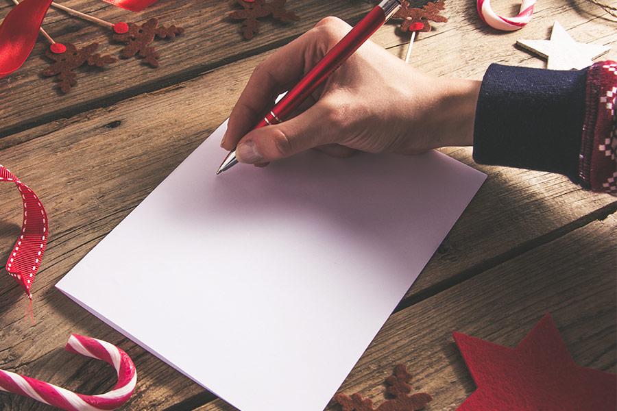 Editor's Christmas Letter