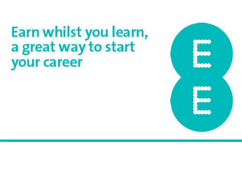 EE Chief shares advice for recruiting apprentices