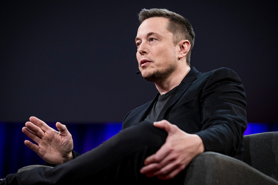 Elon Musk's 5 tips for increased business productivity