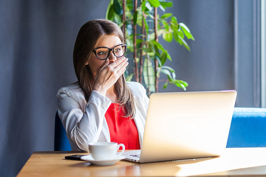 The most embarrassing remote working gaffes