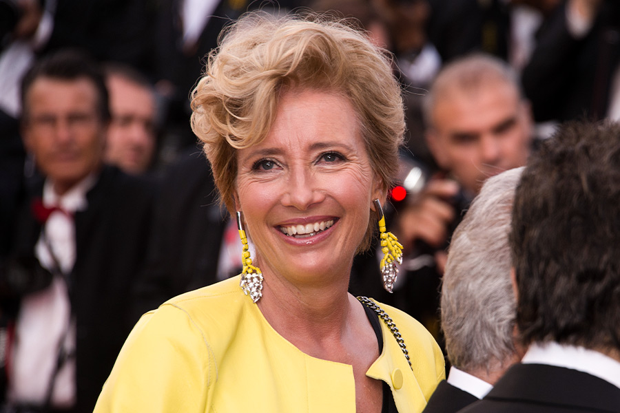 Emma Thompson defends employee axed after selfie request