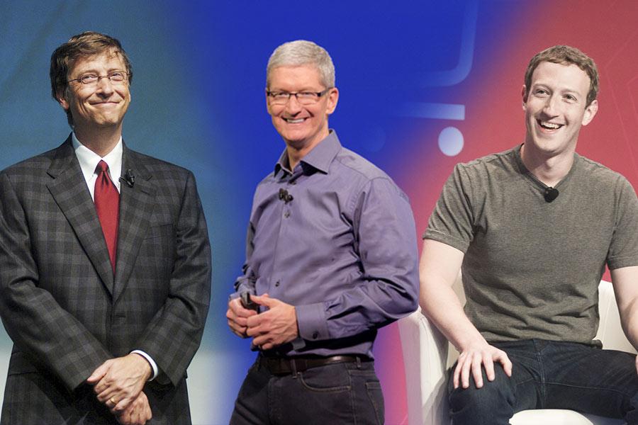 Trump's employee threat: Apple, Facebook & Microsoft hit back