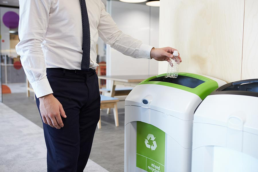 70% of staff want employers to boost sustainable practices