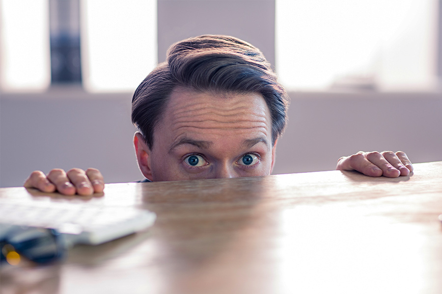 Are your employees scared of you?