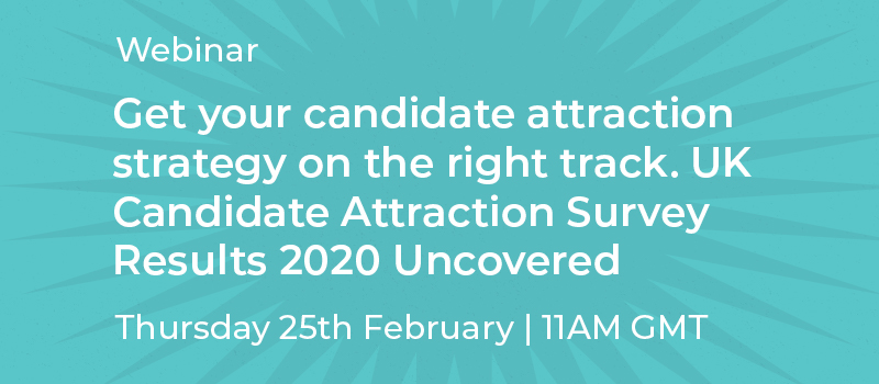 The UK Candidate Attraction Survey Results Are In!