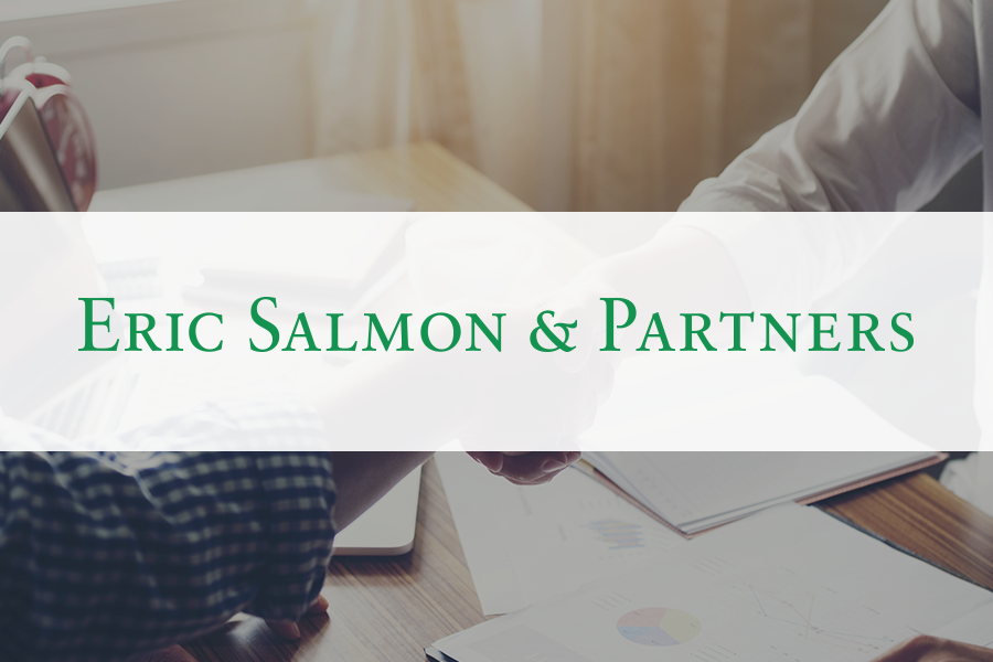 Eric Salmon & Partners Appointment Notice