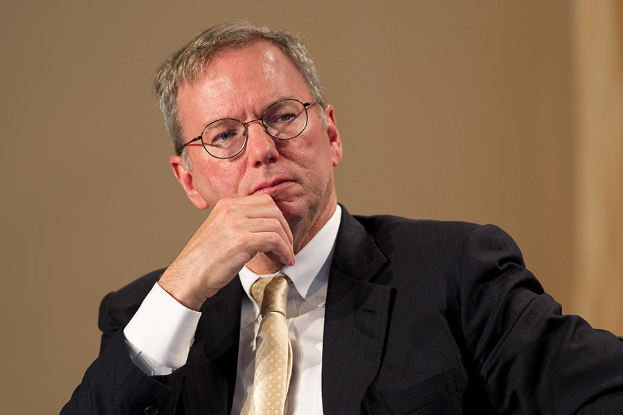 leadership style of google ceo eric schmidt In a surprise move, former google ceo eric schmidt is stepping down as executive chairman of the search giant's parent company alphabet next year.