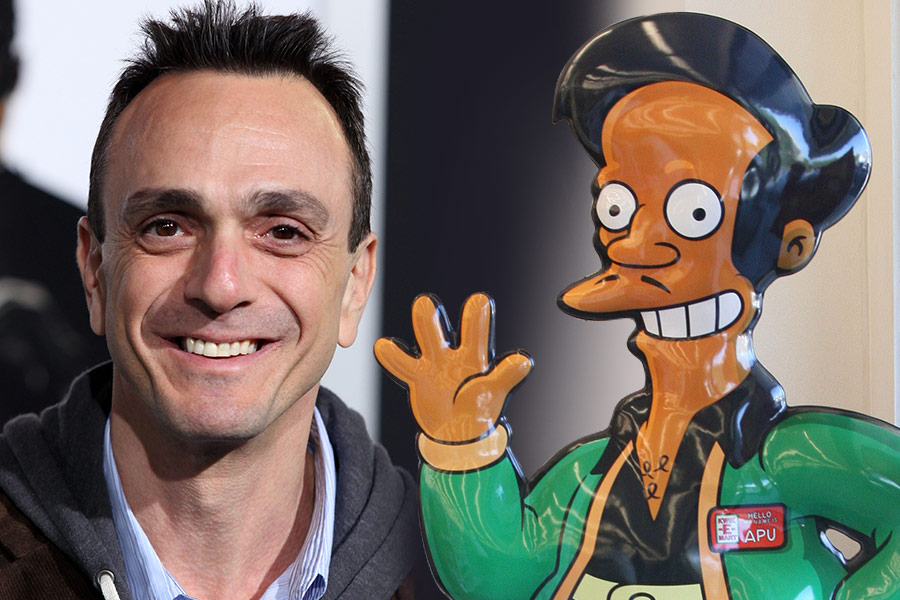 Simpsons character sparks diversity discussion