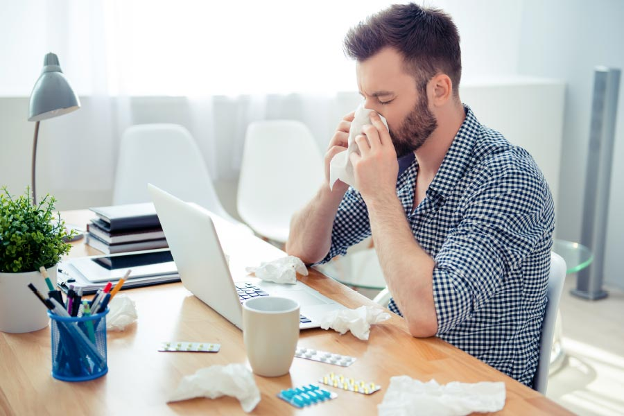 Evolutionary steps to preventing presenteeism