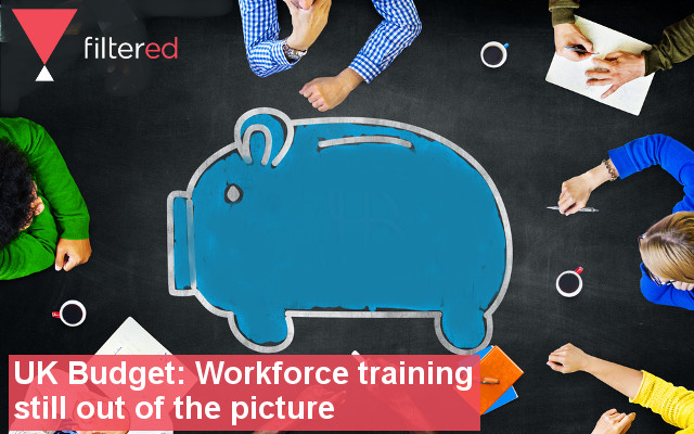 UK Budget: Workforce training still out of the picture
