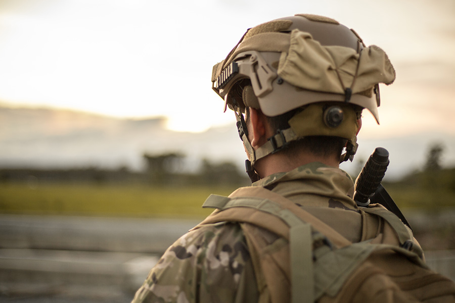 Are recruiters doing enough to help ex-military personnel into work?