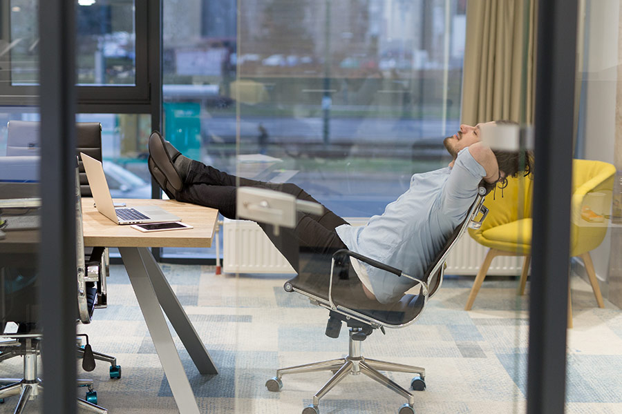 Study discovers the exact time of day productivity slumps