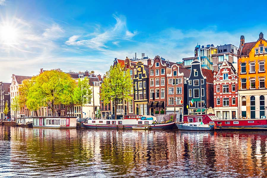 Berwick Partners goes Dutch with new office