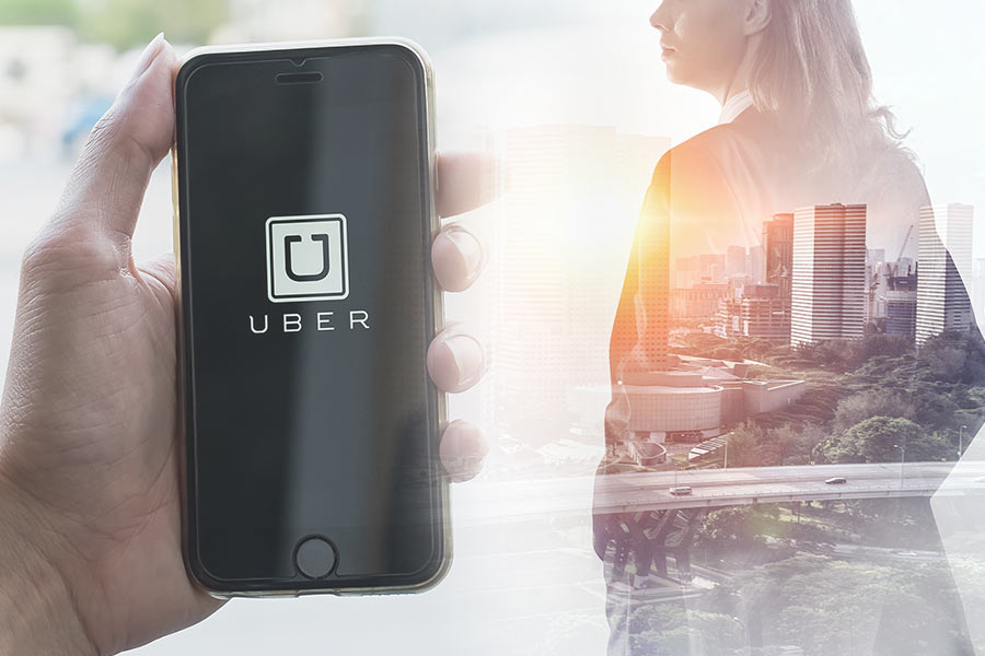 How can exec search help Uber?