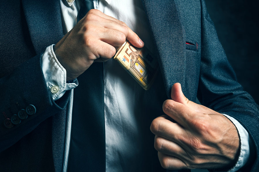 1 in 5 employees admit to stealing from their employer