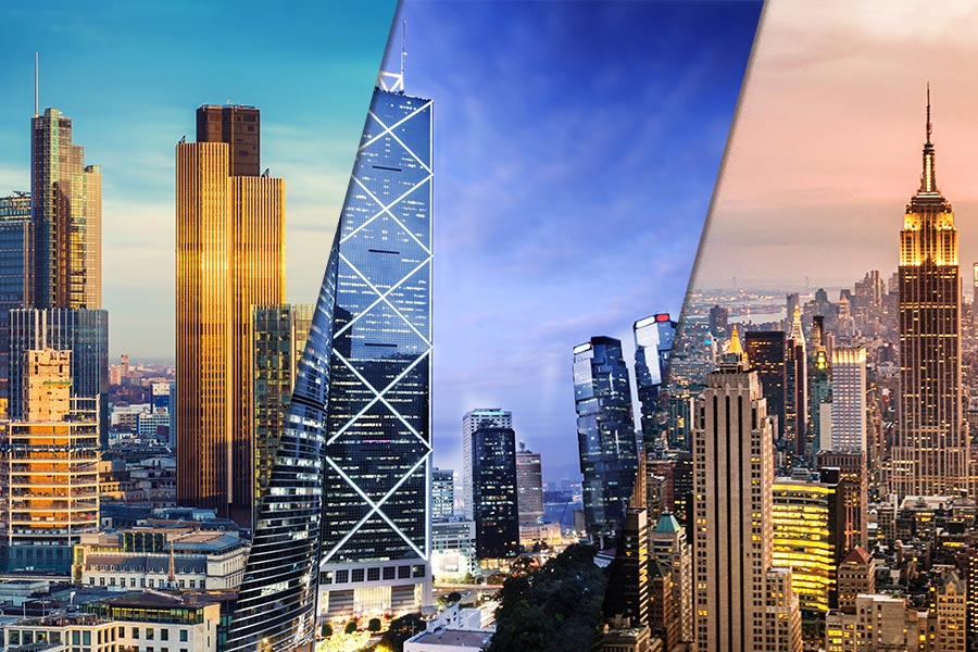 Most expensive office spaces around the world