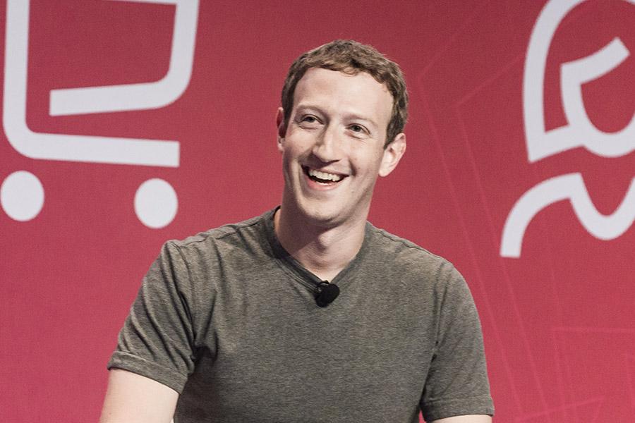 Claims Facebook boss makes staff do WEIRD task