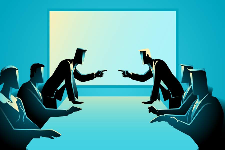 Are we facing the largest disconnect between C-suite and Board?